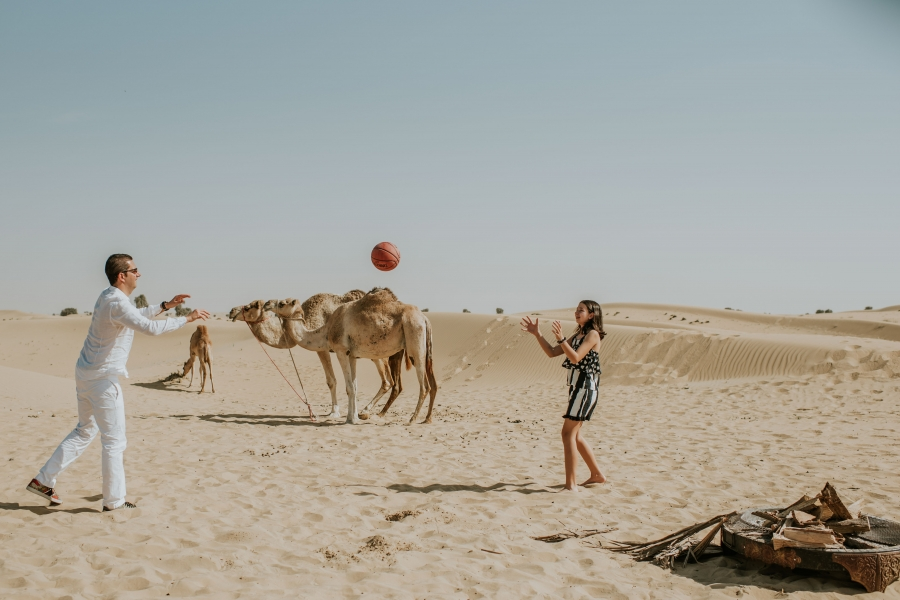 FIH Fotografie » Into the desert shoot
