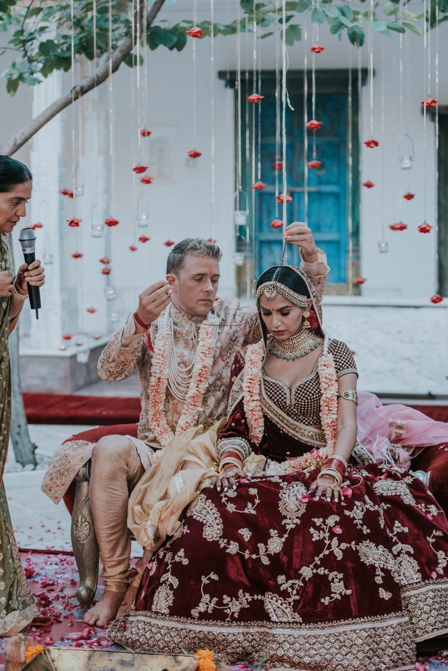 FIH Fotografie » Diipa & Oleg Indian wedding